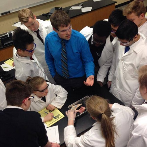 Academic Insights: TCS Science Department | Trinity College