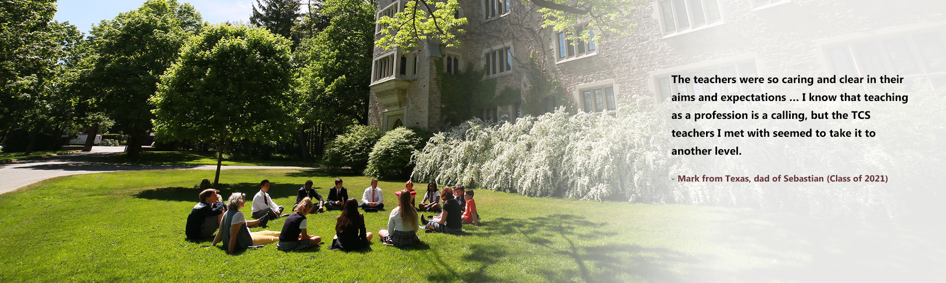 Tuition and Fees: Day Students | Trinity College School