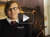 Video: A TCS student talks about participation and leadership